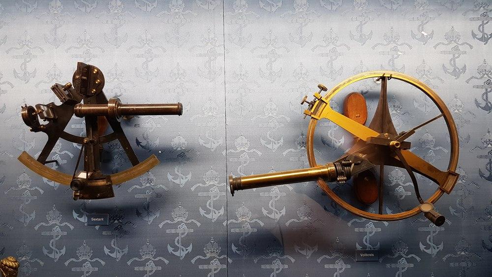Several instruments