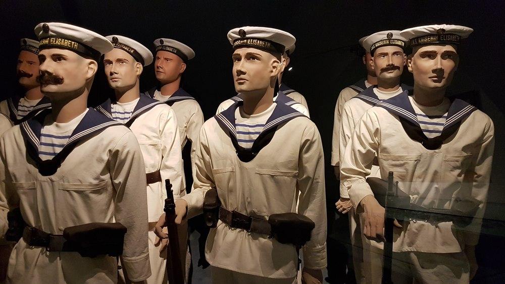 Austrian sailors