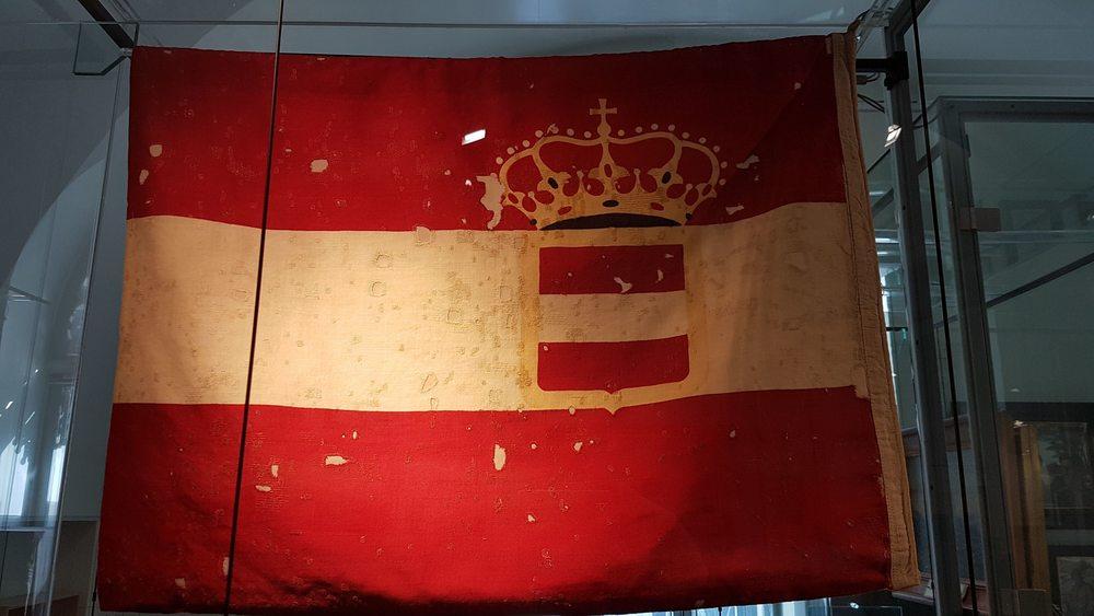 Austrian Navy Flag