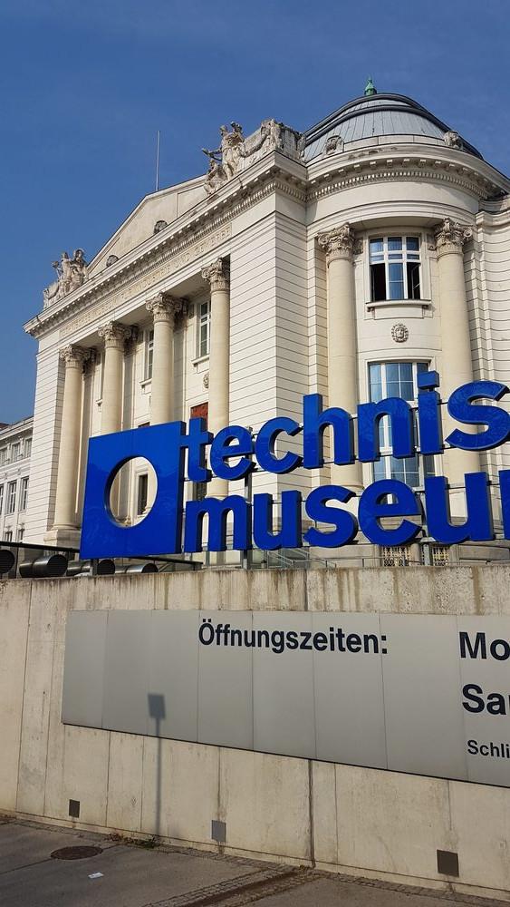 Vienna Technical Museum in Vienna